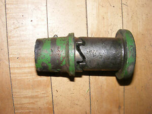 John Deere Jd Corn Planter Fertlizer Drive 494