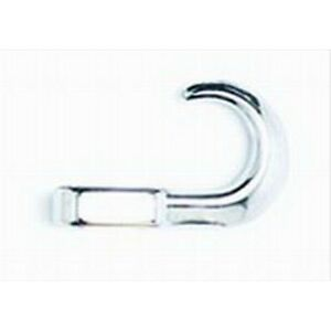 Pro Comp Th6c Tow Hook Front Chrome 2 Hole