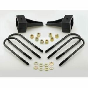 Pro Comp 62246 4 Rear Lift Block With U Bolt Kit