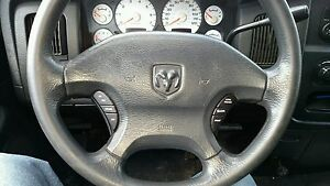 02 05 Dodge Ram Steering Wheel W Cruise Control Button Decal Stickers