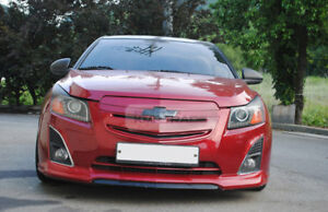 Front Hood Radiator Tuning Grille Painted Cover For Chevrolet 2013 2014 Cruze