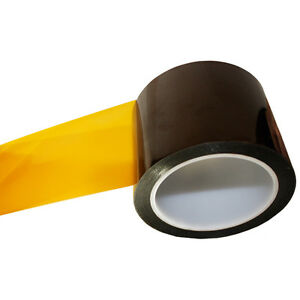 1 Mil Kapton Tape polyimide 3 X 36 Yds Free Shipping Ship From Usa