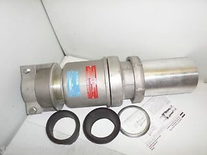New Crouse hinds Ap404612 400 amp Pin sleeve Arktite Plug 400a 600v 3w 4p Nos