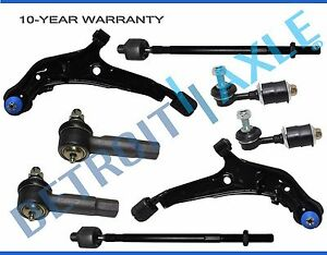 New 8pc Complete Front Suspension Kit Fits Infiniti I30 Nissan Maxima