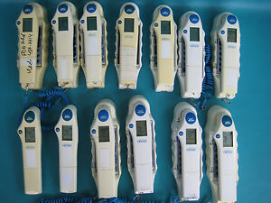 Lot Of 13 First Temp Genius Temperature Infrared Tympanic Thermometer 3000a