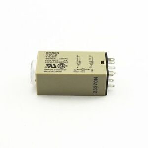 10x H3y 2 Ac 220v Delay Timer Time Relay 0 10 Seconds