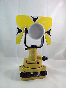 New Prism Tribrach Set For Topcon sokkia Nikon Total Stations