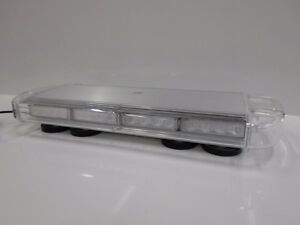 New 40 Led Amber Yellow Emergency Plow Tow Truck 22 Strobe Caution Light Bar