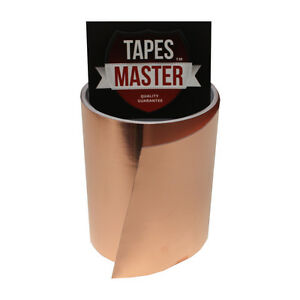 Copper Foil Tape 4 X 10ft Emi Conductive Adhesive Ship From Usa