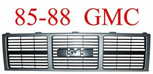 85 88 Gmc Truck Grill Jimmy Suburban 1500 2500 3500 86 87 Gm1200401