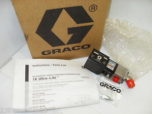 New In Box Graco 243482 Lasd 1k Valve Ultra Lite Part