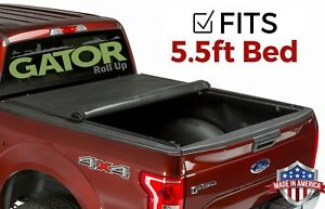 Gator Etx Roll up fits 2009 2014 Ford F150 5 5 Ft Tonneau Bed Cover
