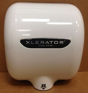 Discounted Xlerator Xl w Metal White Epoxy Excel 110v 120v Cover Scratch