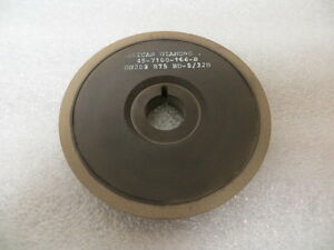 15a9 Saucer Style Diamond Grinding Wheel 280 Grit Bake Lite Resin Wheel New Usa