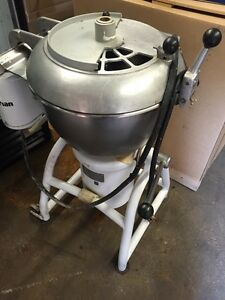 Hobart Stephan Vcm 40 Vertical Cutter Chopper Mixer 3 Phase