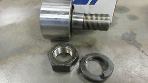 Pci Track Roller Bearing Pci 3 00 3in Dia 2 Wide 1 1 4in Stud Made In Usa