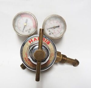 Harris 25 15c 650l Regulator Cylinder Acetylene Cca 510