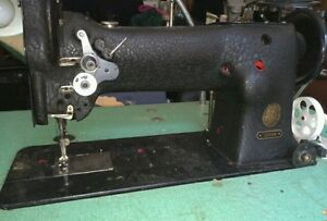 Singer 111g155 Triple Feed Industrial Sewing Machine