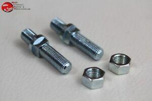 28 32 Ford Model A B Open Car Windshield Glass Frame Studs Pair New