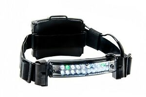 Foxfury 420 006 Command 20 Led Firefighter Helmet Light With 1in Silicone Strap