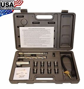 Cal Van Ford Triton Motor 5 4l Spark Plug Port Insert Thread Repair Set Usa