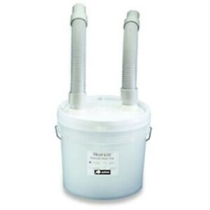 Buffalo Dental Trap eze Disposable Plaster Trap Kit 3 1 2 Gallon Complete Kit
