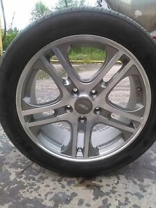 Car Rims Four Rims Ar887 Tirerack18x7 50 J