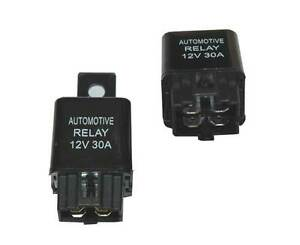 30 Amp Relay 4 Pin For Hid Harness Automotive 2 40