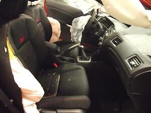 2012 2015 Honda Civic Si Seats Coupe Seats Black Red Front Seats