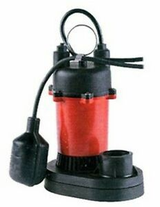 Sump Pump 1 3hp Submersible By Franklin Electric Co Inc