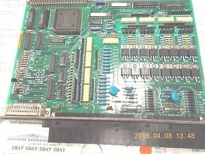 Comau 10m 10120560 Rev02 Pc Circuit Board