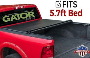 Gator Etx Roll Up Fits 2009 2018 Dodge Ram 5 7 Ft Tonneau Bed Cover No Rb