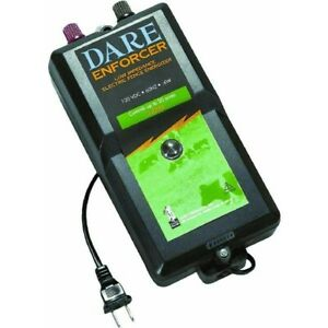 110v Electric Fence Energizer no De 120 Dare Products Inc