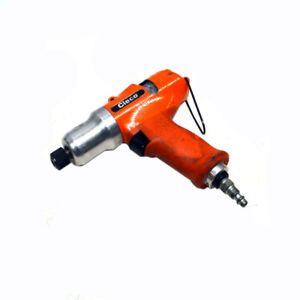 Cleco 20pths35q Pneumatic Pulse Nutrunner screwdriver 1 4 Hex Air Tool