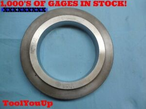 6 7072 Class Xx Master Smooth Plain Bore Ring Gage 6 7500 171 Mm Undersize