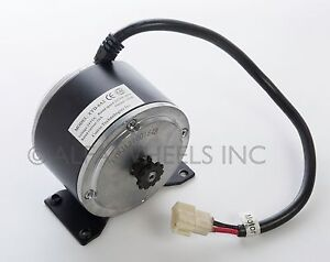 300 W Watt 24v Xyd 6a2 Electric Motor Currie Technologies For Ezip E 4 0 Scooter