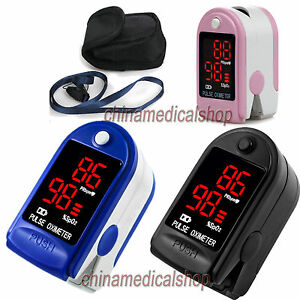 10pcs Pulse Oximeter Fingertip Blood Oxygen Saturation Spo2 Monitor Fda From Usa