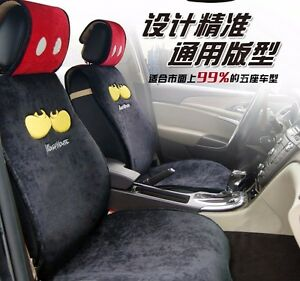 New Napolex Disney Mickey Mouse Car Seat Covers Cushion
