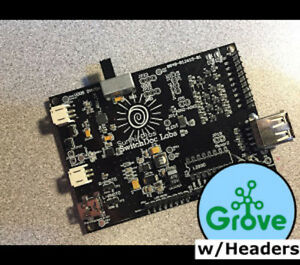 Grove pins Sunairplus Solar Power Controller collector raspberry Pi arduino