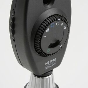 Heine Beta200 Ophthalmoscope With Large Battery Handle c 001 30 100