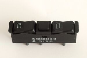 Five Mercedes Benz Switches Lot 0008208410 1268200810 0008208110 Window Dimmer