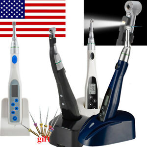 Led Dental Endo Motor Endodontic s Treatment Cordless Reduction 16 1 Handpiece