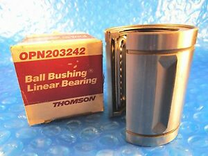 Thomson Opn203242 Precision Steel Ball Bushing tm Bearing