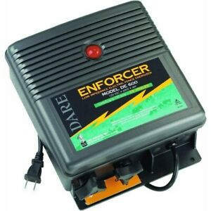 110v Electric Fence Energizer no De 600 Dare Products Inc