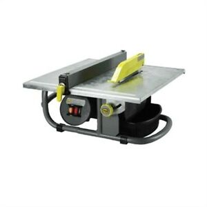 Fusion Wet Saw 7in Portable no 48190 M D Building Products