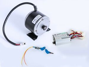 500 Watt 24 Volt Electric Scooter Motor Currie Xyd 6b2 controller switch F Izip