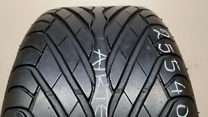 No Shippiing No Exceptionstire 255 40 17 Bridgestone Potenza S 02 Pole Position