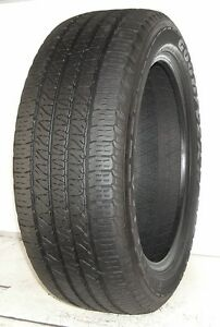 Used Goodyear Tire 265 50r20 Fortera Hl 107t 2655020