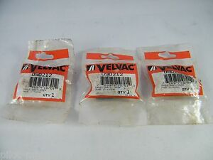 Lot Of 3 New Velvac Toggle Switch With Safety Cover Part 090212
