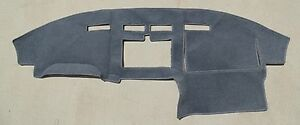 2006 2010 Ford Explorer Dash Cover Mat Dashmat Charcoal Gray